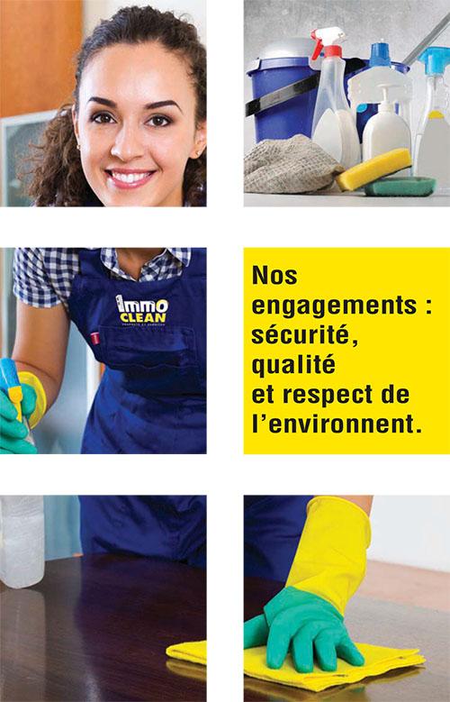 Nos engagements : sécurité, qualité et respect de l'environnement